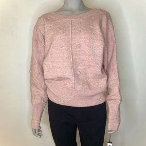 🆕William Rast soft pink sweater